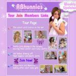 Abhunnies.com アカウント