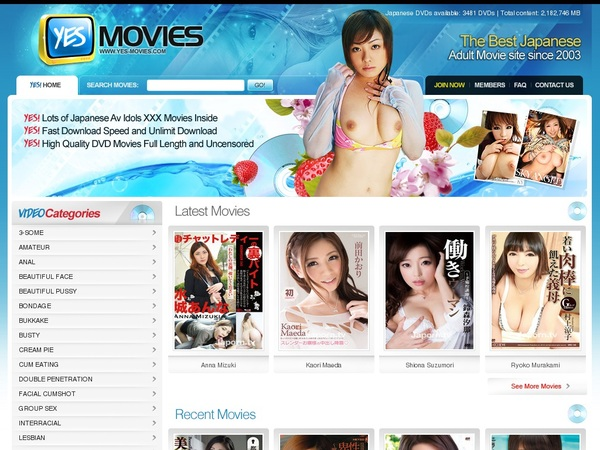 Account For Yes Movies