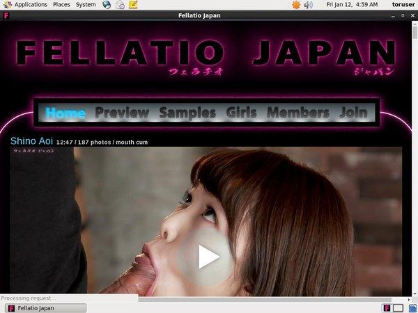 Fellatio Japan Stolen Password