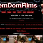 FemDom Films Pasword