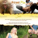 Get Inside Street Piss
