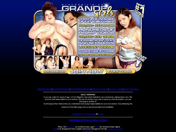 Grandegirls.com New Videos