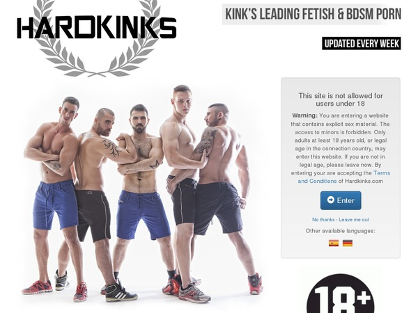 Hardkinks.com Buy Points