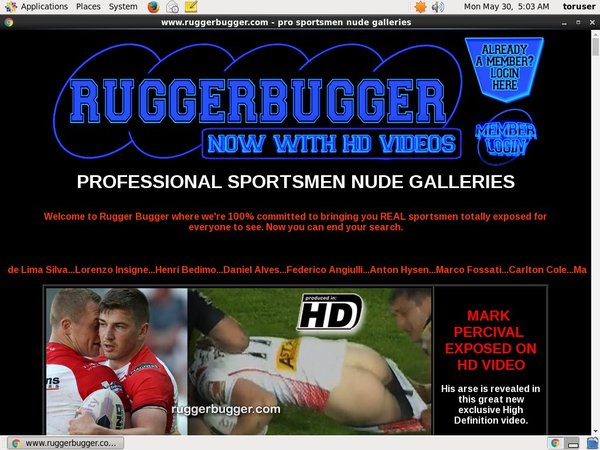 How To Get Free Ruggerbugger