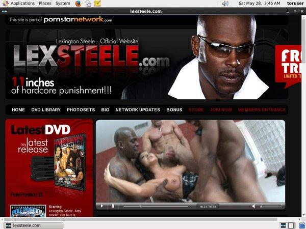 Lex Steele Porn Video