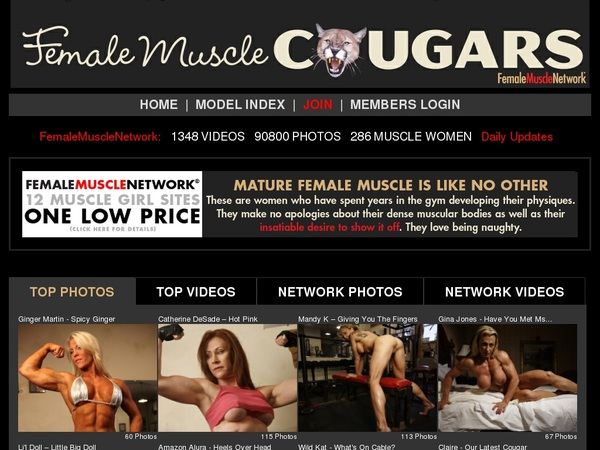 Paypal With Femalemusclecougars.com