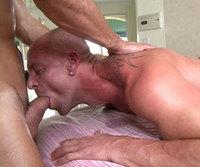 Rub Him bareback massage
