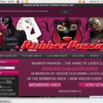 Rubber Passion Porn Site