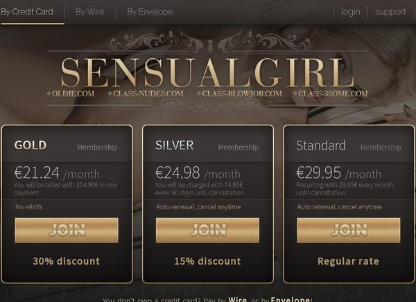 Sensual Girl Membership Free
