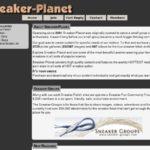 Sneaker-planet.com Torrent