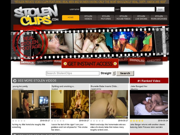 Stolenclips.com Id