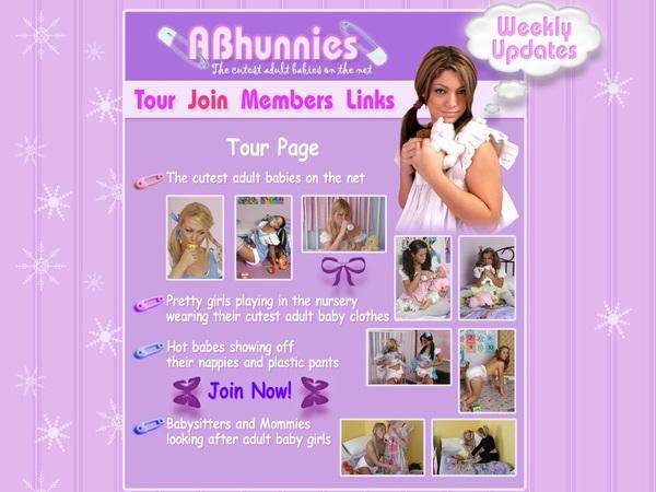 AB Hunnies Active Password