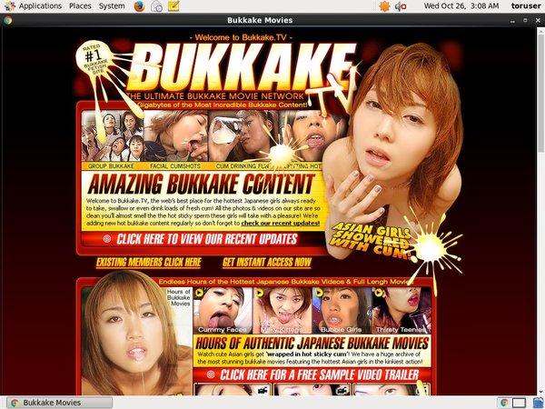 Members Bukkake TV