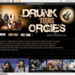 Premium Drunk Teens Orgies