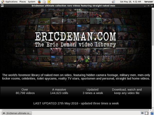 Ericdeman Without Card