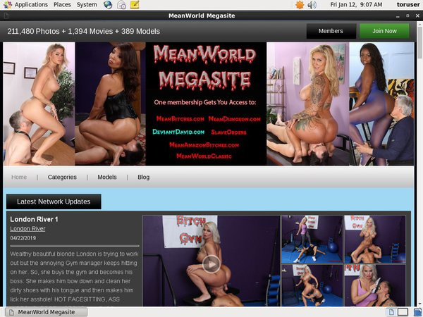 Mean World With No Credit Card
