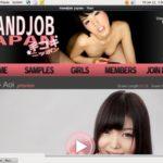 Handjob Japan Password Accounts