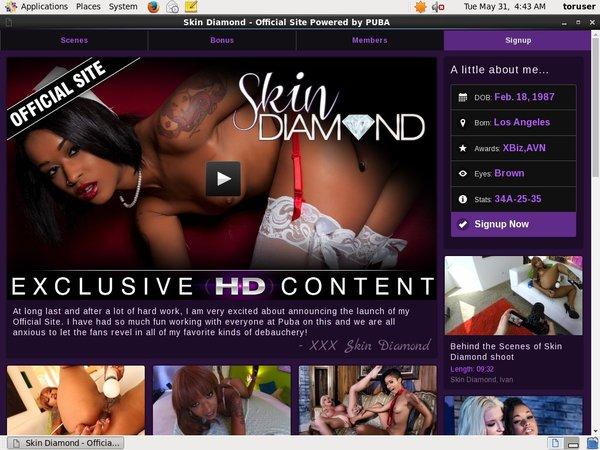 Skindiamondvip.com Stolen Password