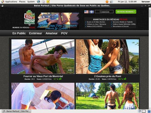 Baisepartout.com Full Site