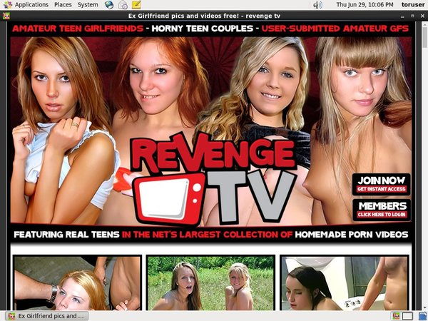 How To Get Free Revenge TV Accounts