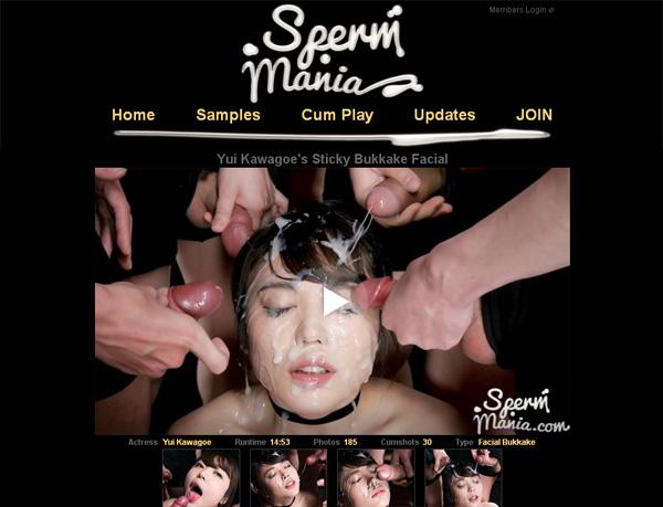 Free Spermmania.com Premium Account