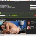 Chaos Men Premium Acc
