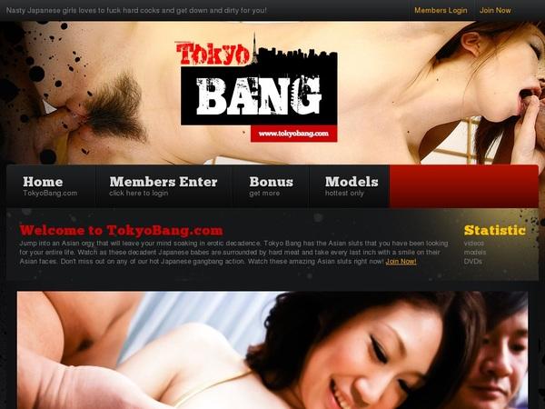 Tokyobang.com New